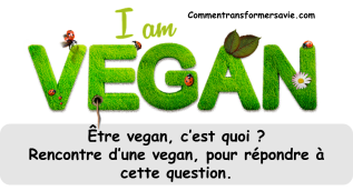 Interview amie vegan