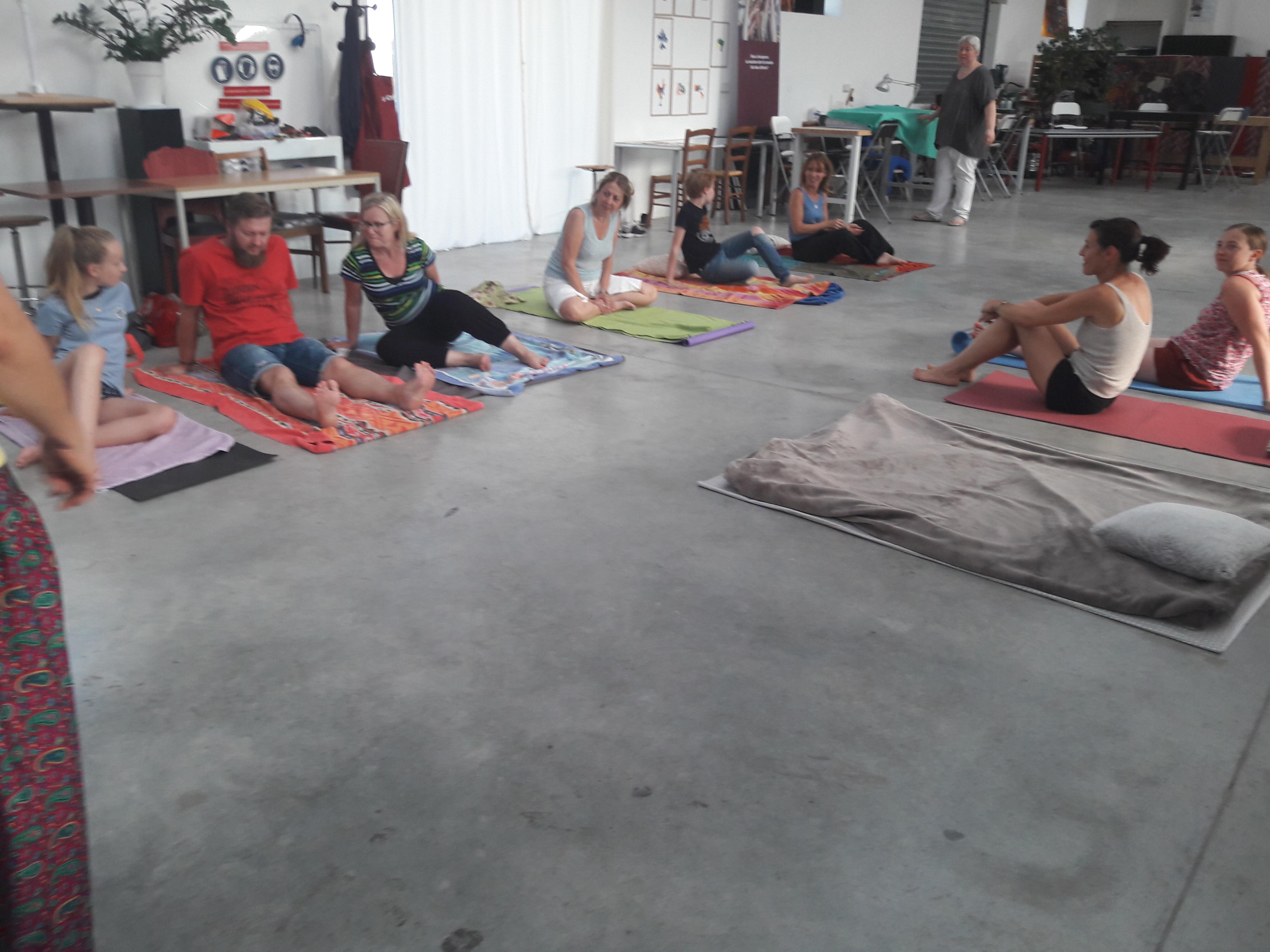 Relaxation au son des bols tibétains