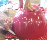 DIY : Comment réaliser un bee's Wrap tuto